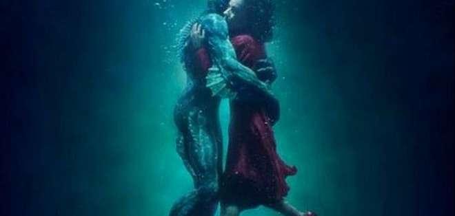 """""""La forma del agua"""" es una extraña fábula sobre el amor que se ha ganado el corazón de la crítica. (Foto: Cortesía ed Fox Search"""