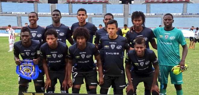 El equipo sub 20 de Independiente del Valle es finalista de la Libertadores de la categoría.