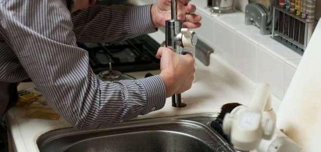 El servicio de agua potable se restringió desde las 06h00 del miércoles 21 de febrero.