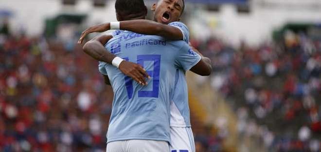 Los 'azules' visitarán a Independiente de Santa Fe el próximo jueves 1 de marzo. Foto: Archivo.