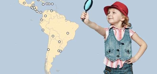 ¿Conoces el origen del nombre de las capitales de América Latina?