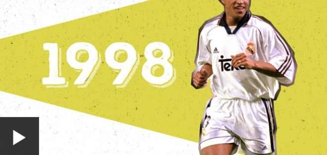 """La física del """"gol imposible"""" que hizo Roberto Carlos para el Real Madrid hace 20 años"""