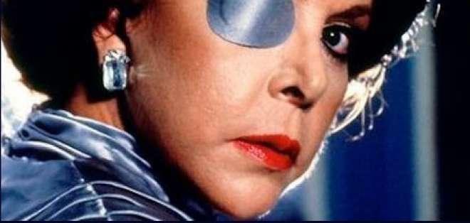 A María Rubio se la recuerda por su representación impecable de Catalina Creel.