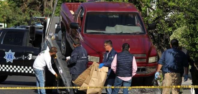 Hallazgo se realizó luego de que paramédicos acudieron para verificar el reporte de una persona inconsciente. Foto: AFP