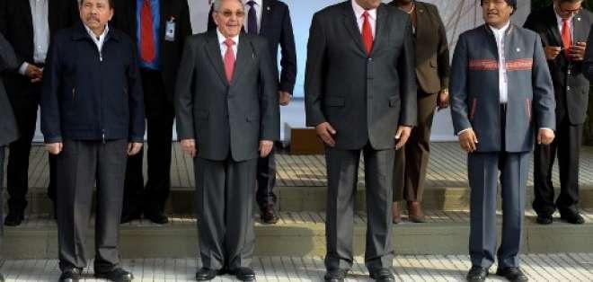 Cuba, Bolivia y Nicaragua demandan participación de Venezuela en Cumbre de las Américas. Foto: AFP