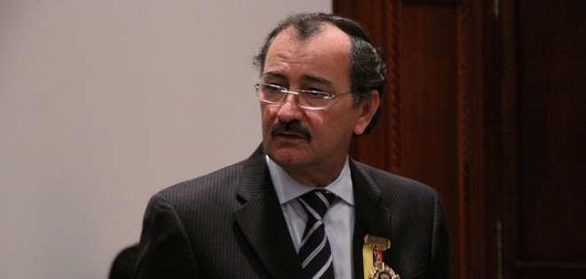 El excontralor del Estado, Carlos Pólit, es prófugo de la justicia. Foto: Archivo