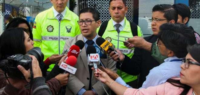 Fabián Salazar viajará a Estados Unidos debido a diligencias por el caso Petrochina. Foto: API
