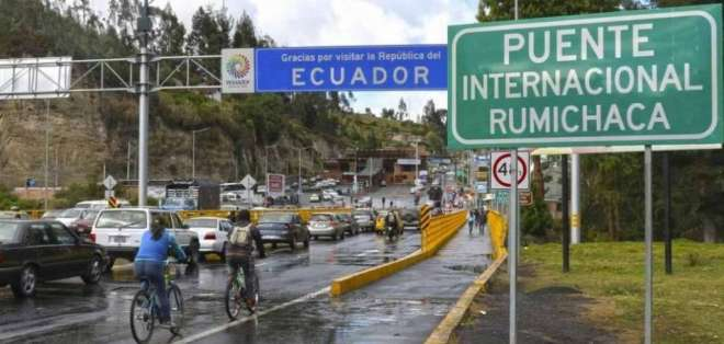 COLOMBIA.- Autoridades colombianas decretaron el cierre de sus fronteras por las elecciones legislativas. Foto: Archivo