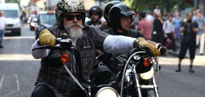 Harley-Davidson es una de las marcas icónicas estadounidenses.