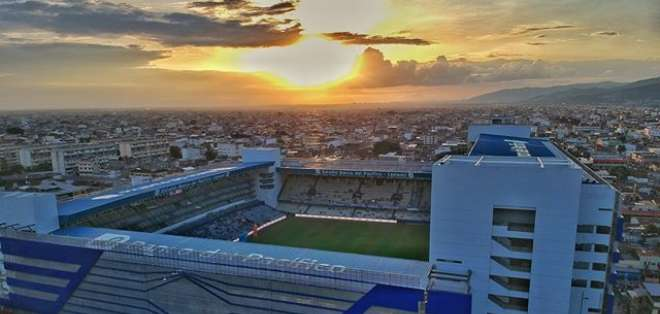 El estadio de Emelec fue catalogado como el cuarto mejor del mundo según Stadium Database.