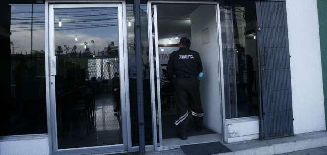 Según fiscal, un policía habría sido forzado a una declaración juramentada. Foto: API