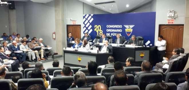 Si se da el Congreso Extraordinario de la FEF se tratará el tema de la creación de la Liga Profesional.