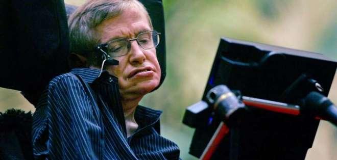 La muerte de Hawking fue confirmada por los hijos del profesor. Foto: Archivo AP