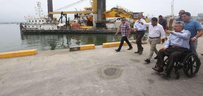 Ejecutivo estima invertir USD 600 millones más en la reconstrucción de Manabí. Foto: Flickr Presidencia