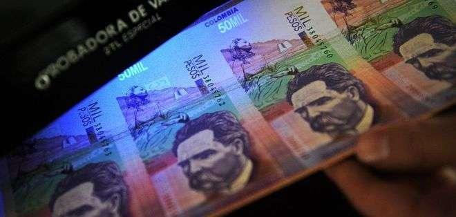 iniciativa puede ayudar a limpiar la economía colombiana de dinero ilícito. Foto: GETTY IMAGES
