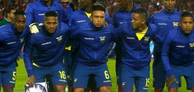 El combinado de Ecuador sigue siendo la peor selección de Conmebol en el ranking FIFA.