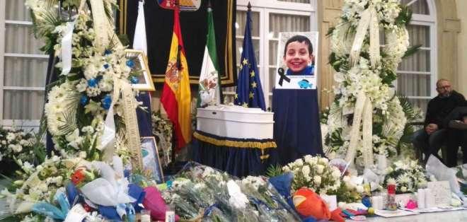 El niño Gabriel Cruz desapareció el 27 de febrero al salir de casa de su abuela. Foto: @zoidoJI