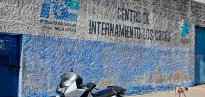 Los calabozos en los cuales se produjo el escape dependen de la policía de Nueva Esparta. Foto: Tomado de elaragueno.com.