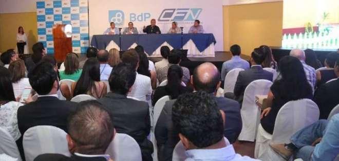 CFN destinará cerca de $450 millones para impulsar el programa.Foto: Twitter Presidencia