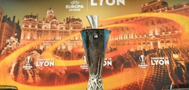 La UEFA Europa League definió los emparejamientos para los cuartos de final.