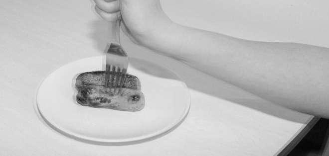 ¿Comerse o no comerse esa salchicha? ¿Fumar o no fumar ese cigarrillo?
