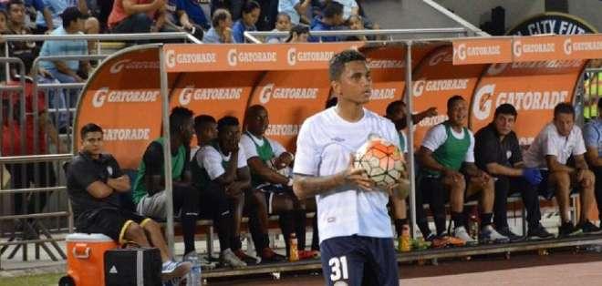 Brayan De La Torre militó la temporada pasada en Guayaquil City y ahora jugará en Técnico Universitario.