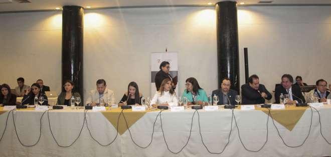 Fiscal general del Estado, Carlos Baca Mancheno, tendrá 15 días para presentar su defensa. Foto: API