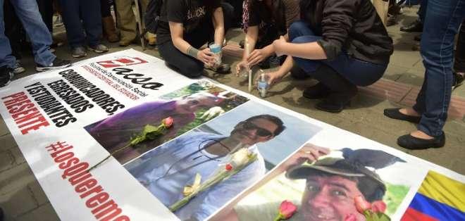 A nivel internacional se lamenta la muerte de periodistas. Foto: API