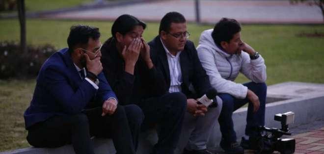 En los 19 días de desaparición de ecuatorianos, la información ha llegado a cuentagotas y cruzada por rumores y datos falsos.