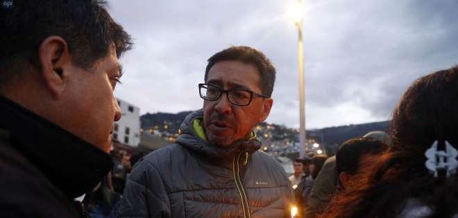 A criterio de hermano de víctima, gobiernos fracasaron en operación para salvar a periodistas. Foto: API