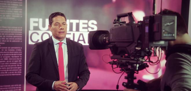 Fernando del Rincón, periodista de CNN, anunció que se sumará a esta causa. - Foto: CNN