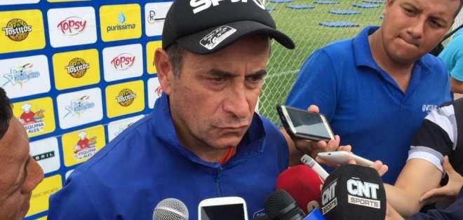 Guillermo Sanguinetti es el primer entrenador cesado en lo que va del torneo local.