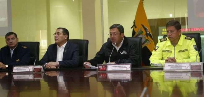 A las 10H30 se reunirá en Carondelet el Consejo de Seguridad Pública del Estado por nuevo secuestro. Foto: API