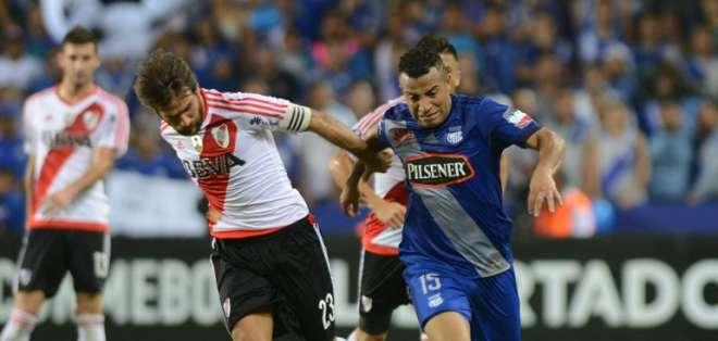 Emelec recibe a River Plate por la tercera fecha del Grupo 4 de la Conmebol Libertadores.
