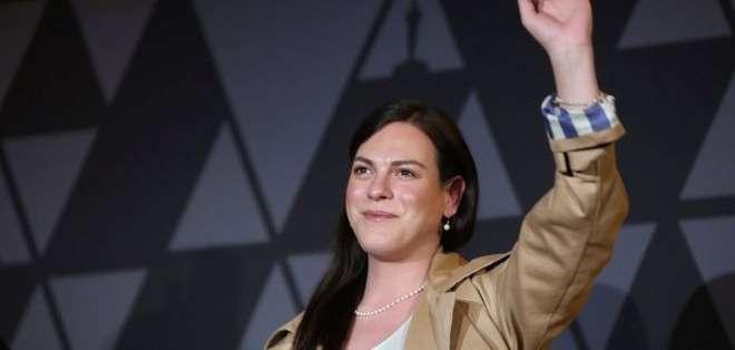 La revista Time incluye 5 categorías. La actriz y cantante transgénero chilena Daniela Vega se ubicó en la categoría Icono.