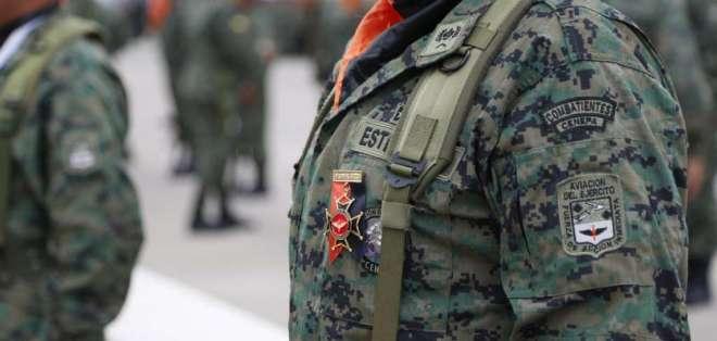 FF.AA. aceptarán mujeres en servicio militar desde agosto. Foto: Ministerio de Defensa
