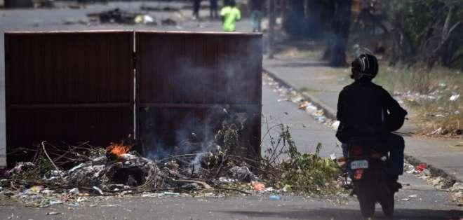 Cenidh confirmó muerte de 24 personas involucradas en las protestas. Foto: AFP