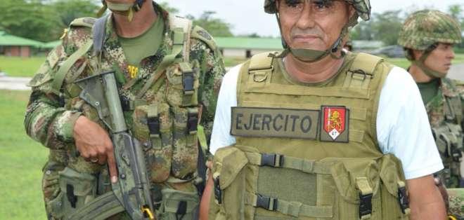 Foto: Ejército colombiano