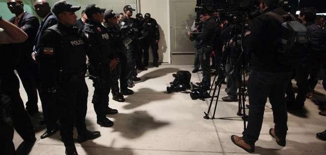 Informe anual no toma en cuenta asesinato de periodistas en frontera con Colombia. Foto: Archivo API