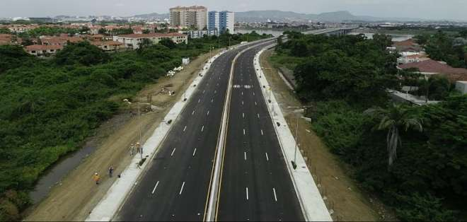 El costo de la obra tuvo un valor de $71 millones, financiado por ambos municipios. Foto: Captura.