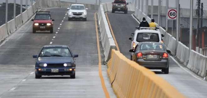 La segunda fase del proyecto arrancará en la avenida Samborondón, anunciaron autoridades. Foto: API