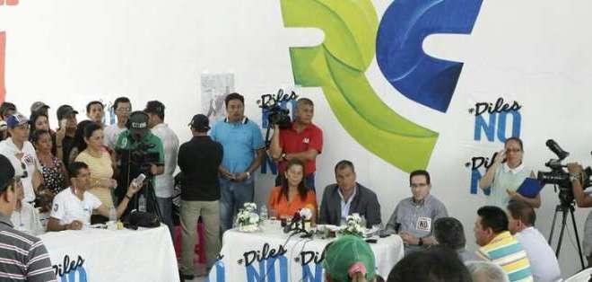 Revolución Ciudadana habría logrado un acuerdo con Movimiento Acuerdo Nacional (MANA). Foto: Twitter Revolución Ciudadana