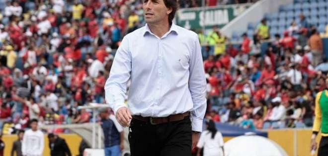 La pretensión de Guillermo Almada ha generado malestar entre directivos de BSC. Foto: internet