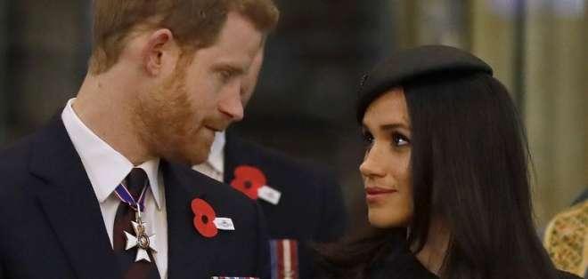 La futura duquesa es cercana a sus padres divorciados, Tom Markle y Doria Ragland. Foto: AFP