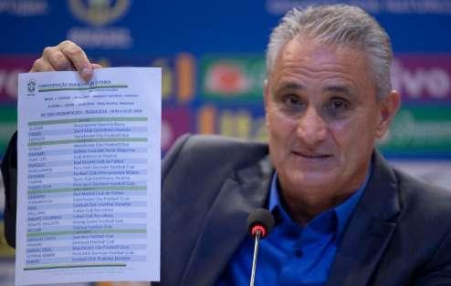 El entrenador brasileño llegó a la 'Canarinha' en 2016. Foto: AFP /Archivo