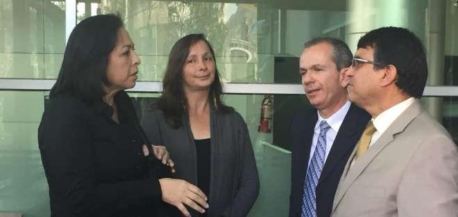 A ocho años de la muerte de su esposo, Patricia Ochoa busca esclarecer el caso. Foto: Jacqueline Rodas.