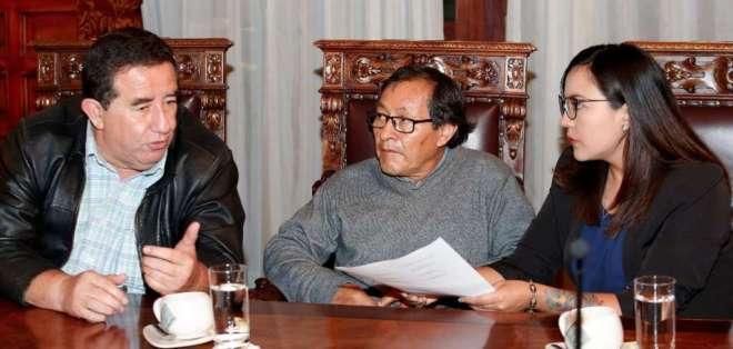 La reunión está prevista para la tarde del martes en la Casa de Gobierno en Bogotá. Foto: Archivo Secom
