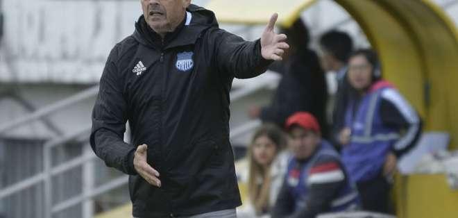 Alfredo Arias otorgó una entrevista al medio brasilero Globo Sporte, a horas de su encuentro frente a Flamengo. Foto: archivo