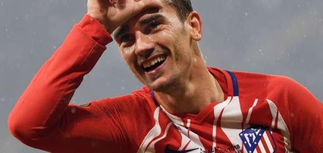 El delantero francés sería transferido al FC Barcelona en el próximo mercado de pases. Foto: Philippe DESMAZES / AFP