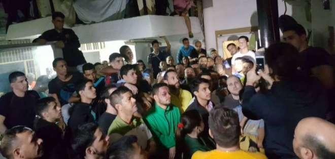 El incidente se produce en vísperas de las elecciones en Venezuela. Foto: NTN24